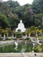 Buda gigante de las Montañas de Mármol