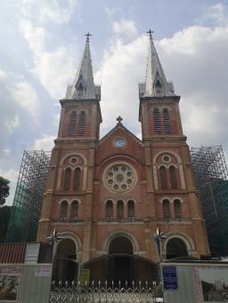 Catedral de Saigon 2