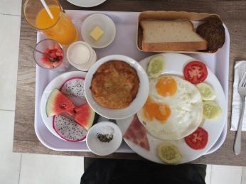 Desayuno en The Dream City Hotel Hoi An