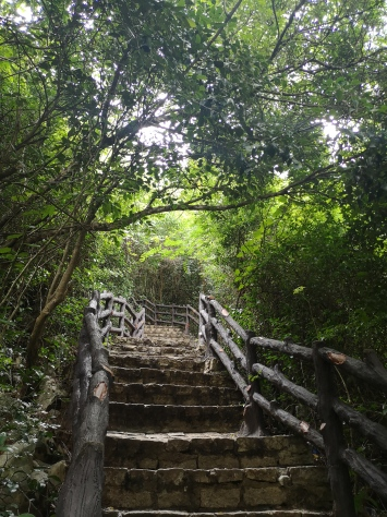 Escaleras La Puerta al cielo