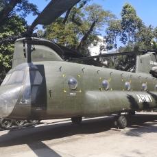 Museo de vestigios de la guerra 2