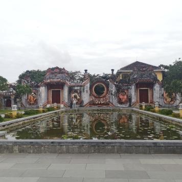Puertas del templo Ba Mu