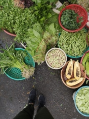 Visita al mercado - curso de cocina7
