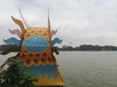 Barco dragón - río Perfume 2
