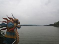 Barco dragón - río Perfume 4