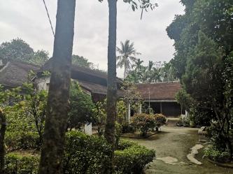 Casa antigua - excursión