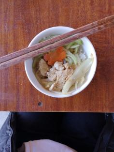 Comida en Sapa
