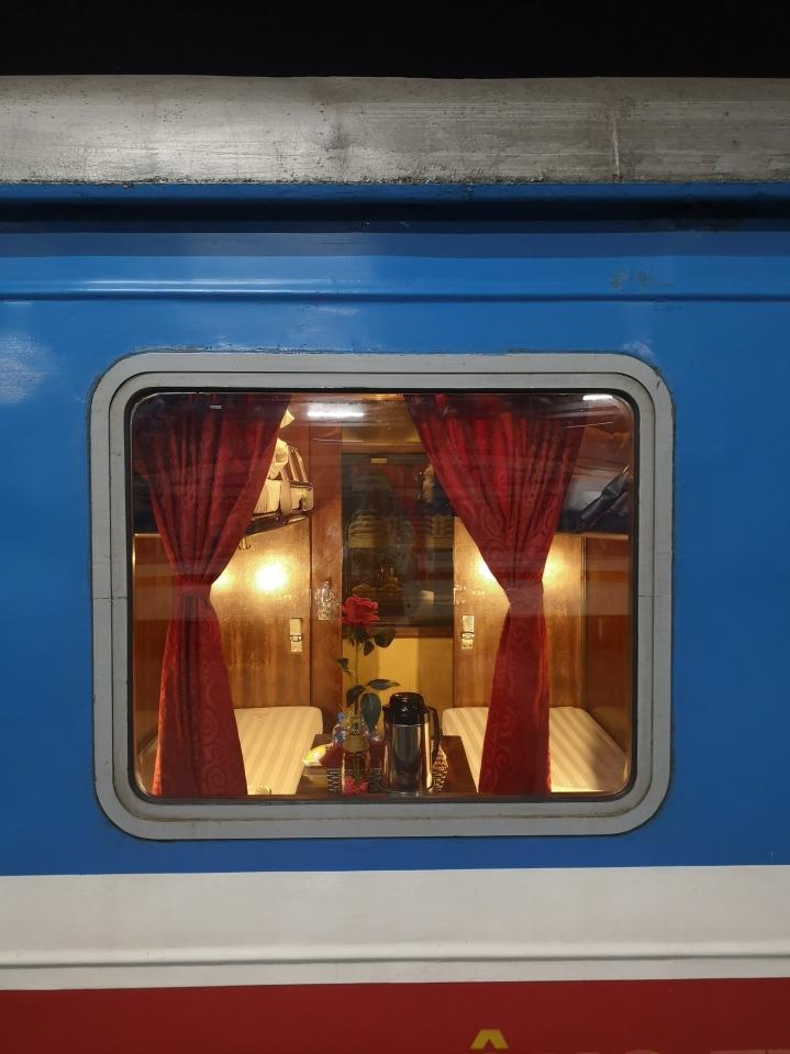 Tren a Sapa