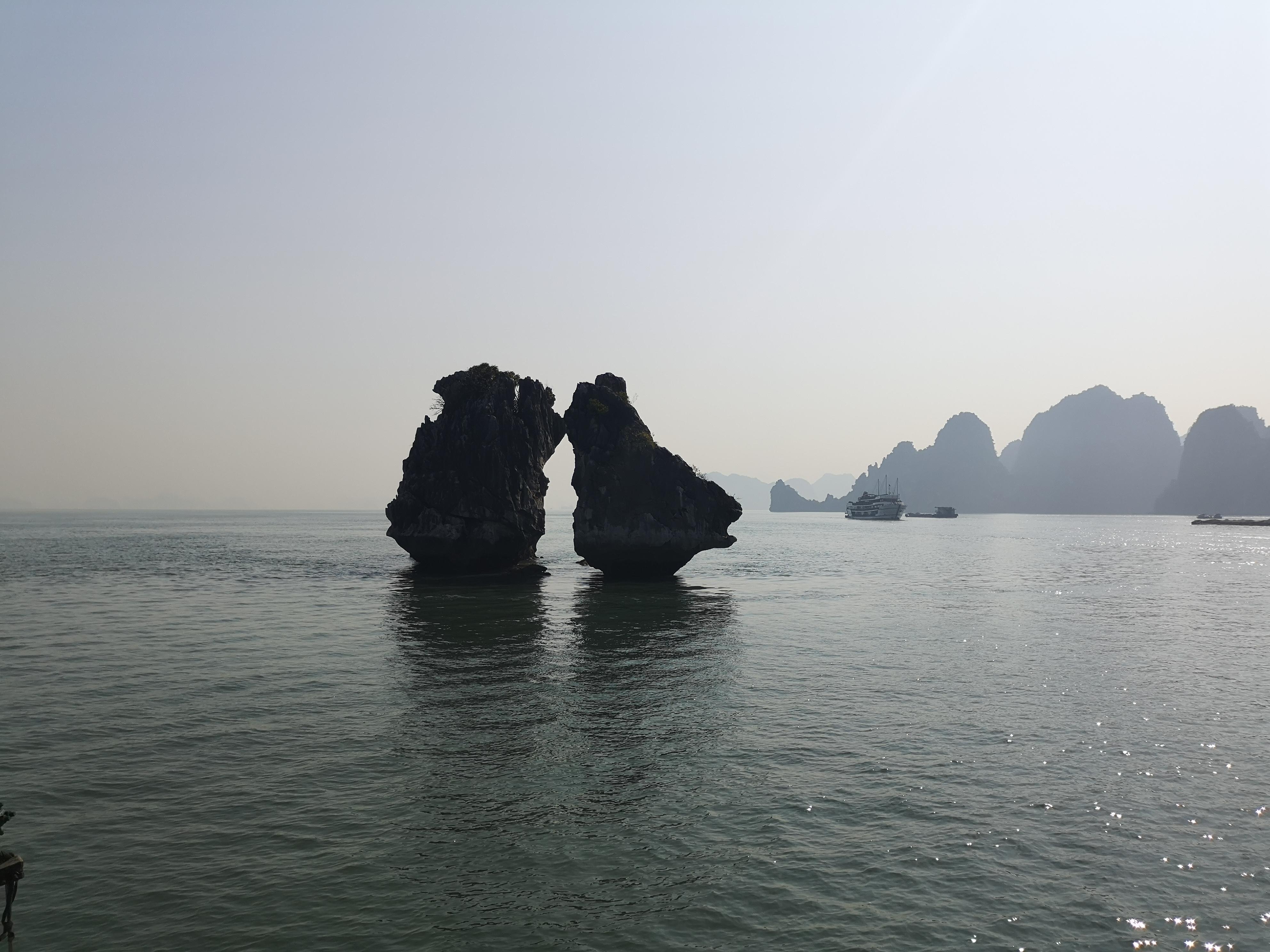 Bahía de Ha Long 6