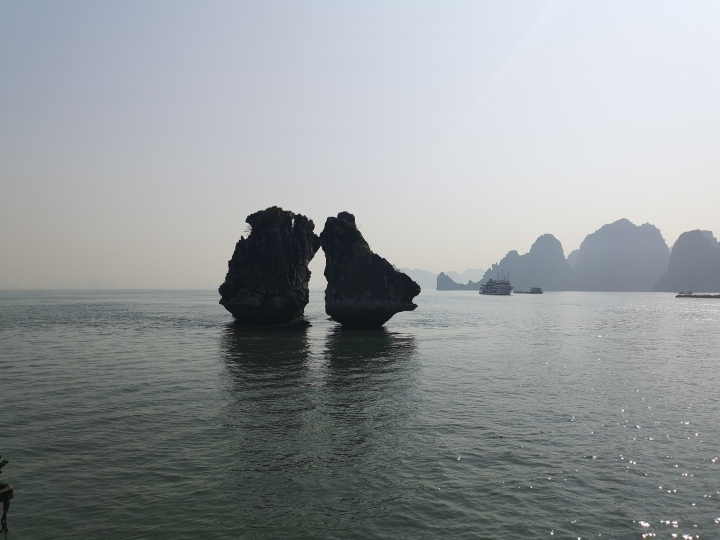 Bahía de Ha Long 6