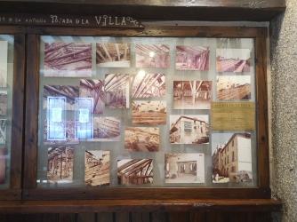 La Posada de la Villa - reconstrucción
