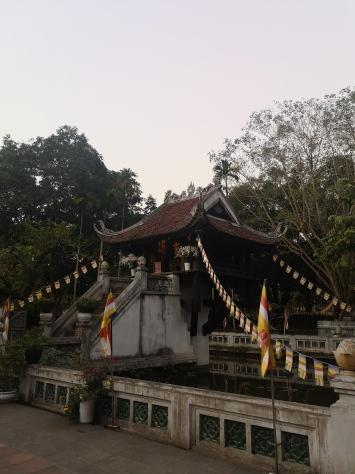 Pagoda del Pilar Único 2