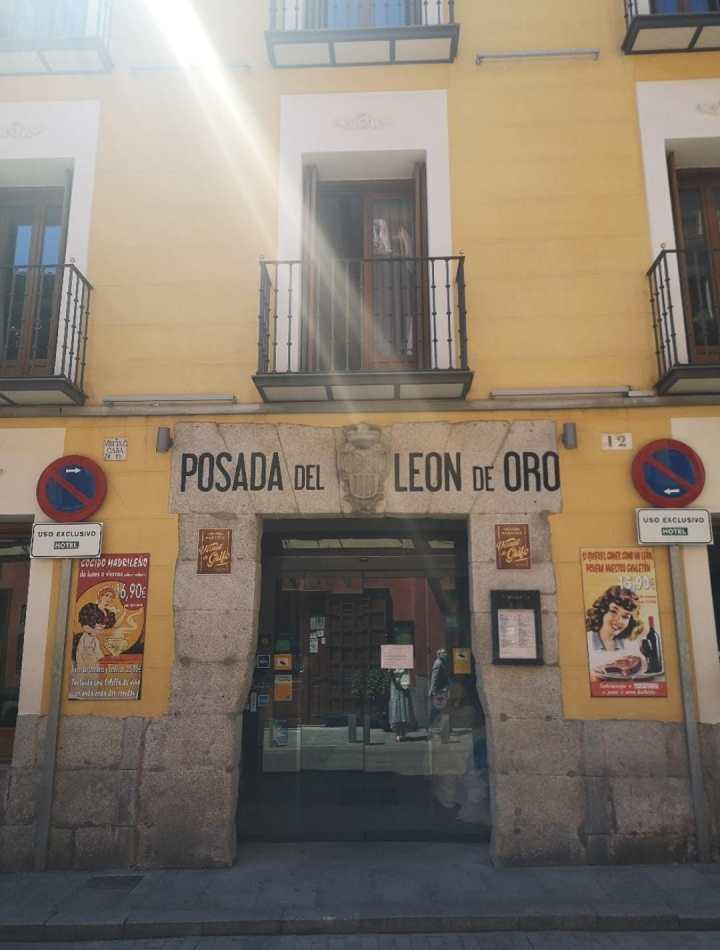 Posada del León de Oro